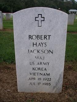 Robert Hays Jackson