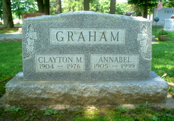 Clayton Merrill Graham