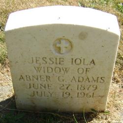 Jessie Iola <i>Beck</i> Adams