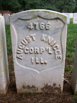 Corp August Knigge