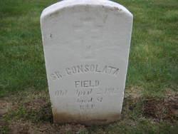 Sr Consolata Field