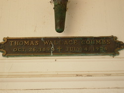 Thomas Wallace Coumbs