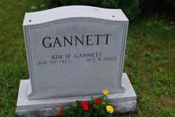 Kim M Gannett