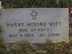 Harry Moore Witt
