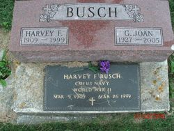 Harvey F Busch