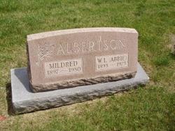 W L Abbie Albertson
