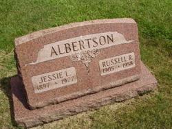 Jessie L Albertson
