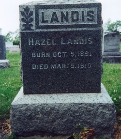 Hazel Landis