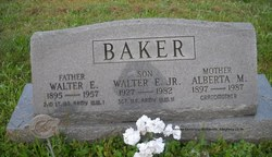 Alberta Baker