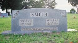 Arthur King Clay Smith