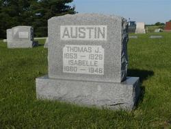 Amanda Isabelle <i>Matthews</i> Austin