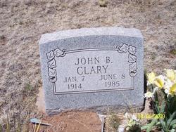 John B. Clary