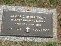 James C Bohannon