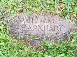 William Van <i>Scyoc</i> Barnhart