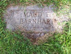 Maud E. Barnhart