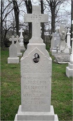 Joseph William Benhoff