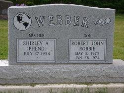 Shirley A. <i>Phend</i> Webber