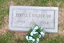Yewell T. Holder, Jr