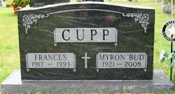 Frances I. <i>Gast</i> Cupp