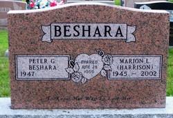 Marion Lorraine <i>Harrison</i> Beshara