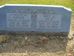 Annie <i>Jones</i> Glenn