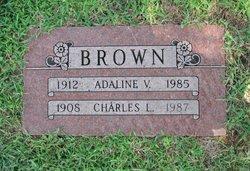 Adaline V. Brown