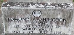 PFC Edmond Washington