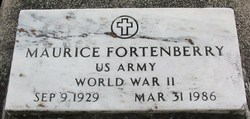 Maurice Fortenberry