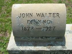 John Walter Denning, Sr