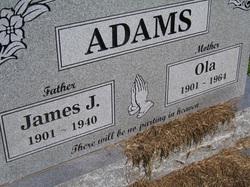 Ola <i>Harris</i> Adam