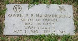 Owen Francis Hammerberg