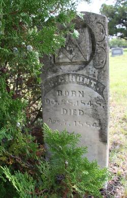Samuel Crafton Hunt