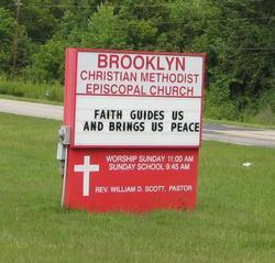 Brooklyn CME Church Cemetery