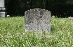 Capt John W. Lane
