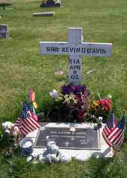 Kevin D Davis