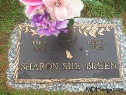 Sharon Sue Breen