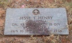 Jessie Tillman Henry