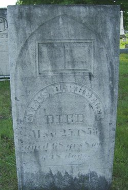 Cyrus Hibbard Wheeler