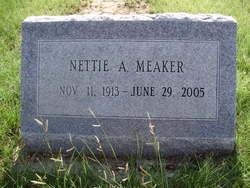 Nettie Arlene <i>Bynum</i> Meaker