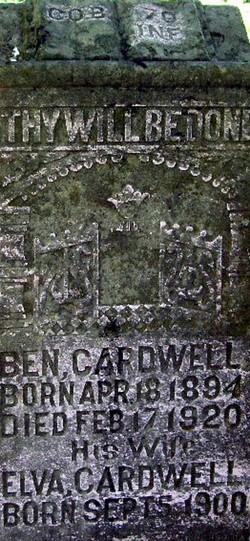 Ben C Cardwell