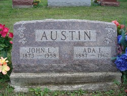 Ada E. <i>Ballinger</i> Austin
