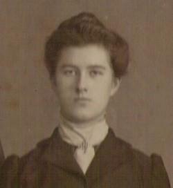 Grace Dell <i>Baldwin</i> Allen