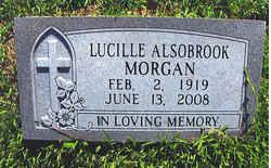 Lucille <i>Hanley</i> Alsobrook Morgan