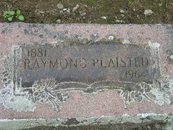 Raymond Abram Ray Plaisted