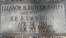 Eleanor Behling <i>Butler</i> Bailey