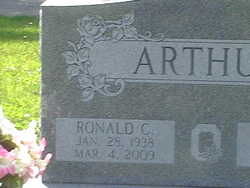 Ronald Arthur