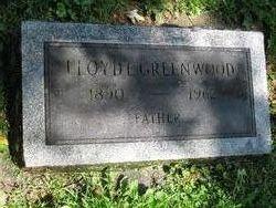 Lloyd Greenwood