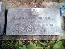 Marion Swazey Brooks