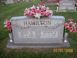 Helen Mae <i>Spindler</i> Hamilton