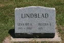 Helena L. <i>Warner</i> Lindblad